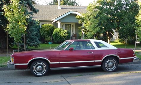 images of 1977 mercury cougar medium red curbside classic mercury memorial week finale the fat