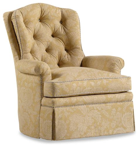swivel rocking armchair o henry swivel rocker traditional rocking chairs by