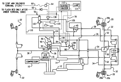 wabco abs wiring diagram inspirational kenworth t680