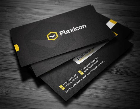 Cool Custom Business Card Template Cardrabbit Com Cool Business Card Templates
