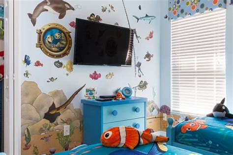 finding nemo bedroom finding nemo bedroom the kids will adore sleeping here