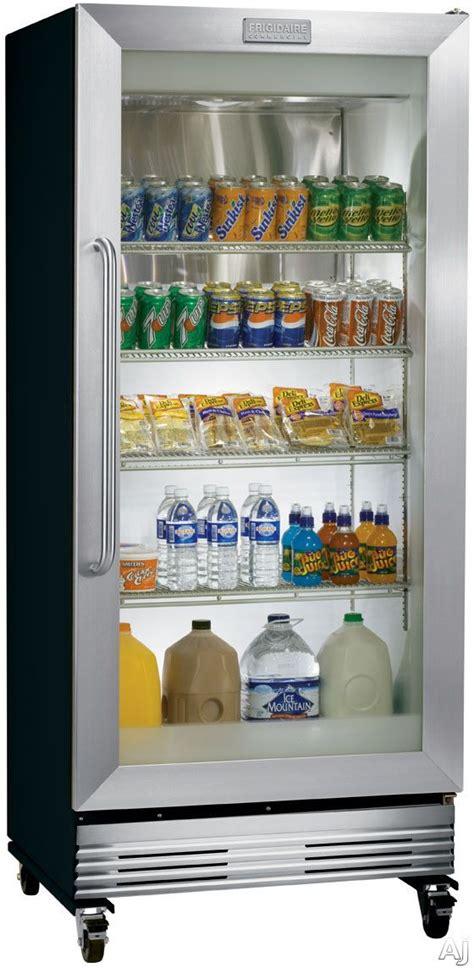 1478 Frigidaire Commercial Series Fcgm201rfb 19 7 Cu Ft Frigidaire Commercial Refrigerator Glass Door