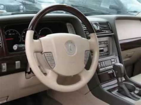 how to fix cars 2004 lincoln navigator engine control 2004 lincoln navigator youtube