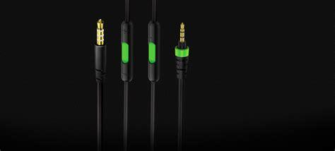 Murah Razer Kraken Mobile Neon razer kraken mobile analog gaming headphones