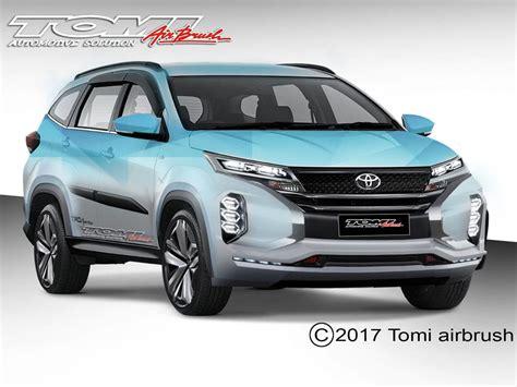 Berita Modifikasi Mobil by Modifikasi All New Toyota Sentuhan Tomi Airbrush