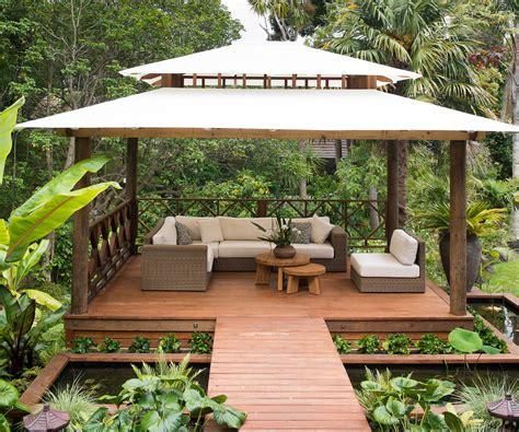 lush balinese style garden hidden   auckland backyard