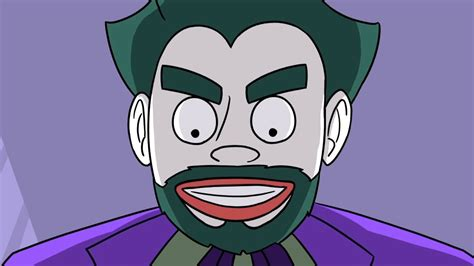 seananners hunted by freeman hunted by the joker time the animated