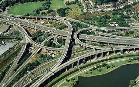 birmingham's spaghetti junction 'britain's most