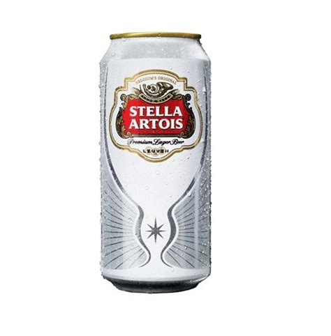 stella artois unveils    packaging designs  drum
