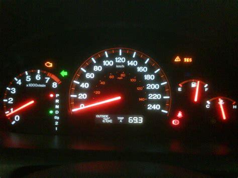 honda odyssey dashboard lights tcs engine light iron blog