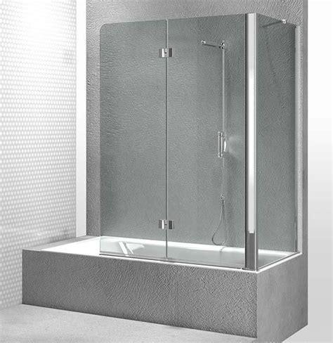 vetro vasca da bagno pareti per vasca da bagno
