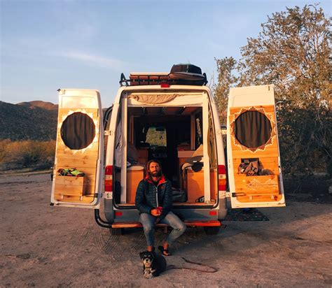 van living the good the bad and the ugly of living the van life