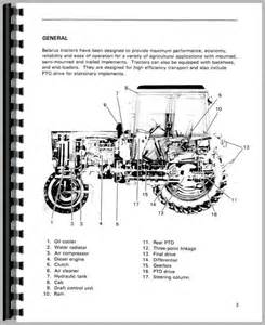 belarus 820 tractor service manual