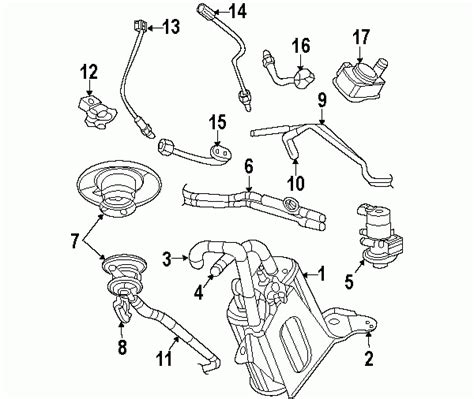 2005 Jeep Liberty Engine Diagram 2005 Jeep Liberty Engine Diagram Automotive Parts