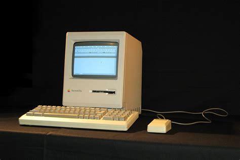 Mac Komputer macintosh plus