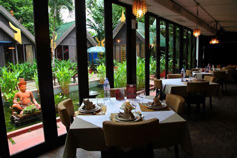 restaurant for new year dinner kl rama v thai cuisine jalan u thant kl malaysia