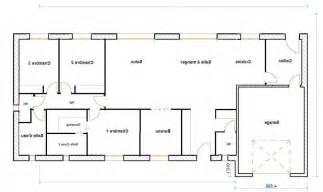 plan 120m2 4 chambres chambre id 233 es de