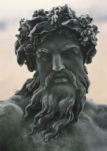 god statue zeus king of the gods the ruler of mount olympus and the