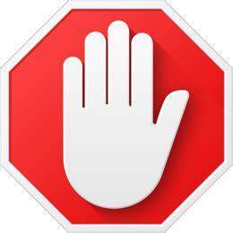 Blockers Logo File Adblock Logo Png Wikimedia Commons