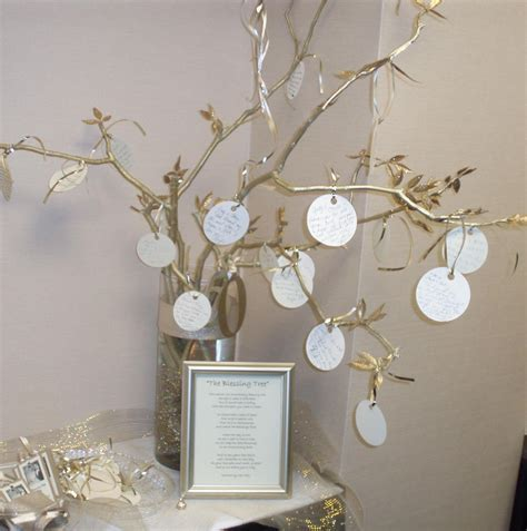 Distracted By Prayer: How to Make a Blessing Tree   50th