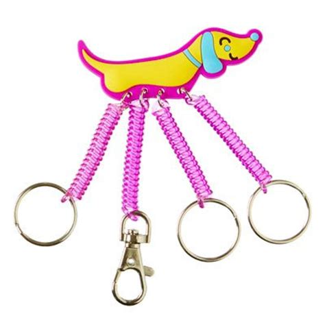 Bag Tag Smiggle springy limbs keyring from smiggle wrap it up