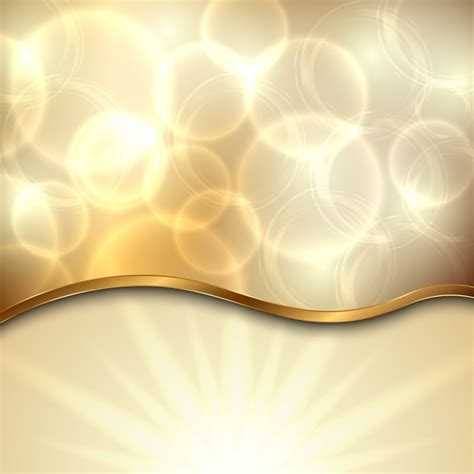 golden background  abstract shiny vector