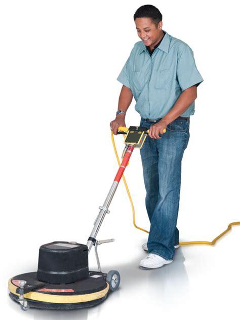 swinging machine polished concrete floor maintenance diama shield