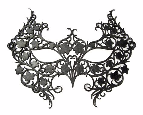 masquerade mask silhouette clipart best