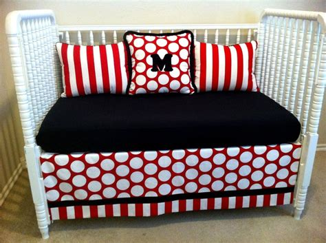 Black And White Mickey Mouse Crib Bedding by And Black Mickey Baby Bedding And White Mickey
