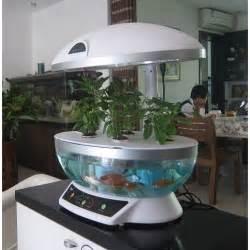 aquaponics indoor garden aquaculture hydroponic system w