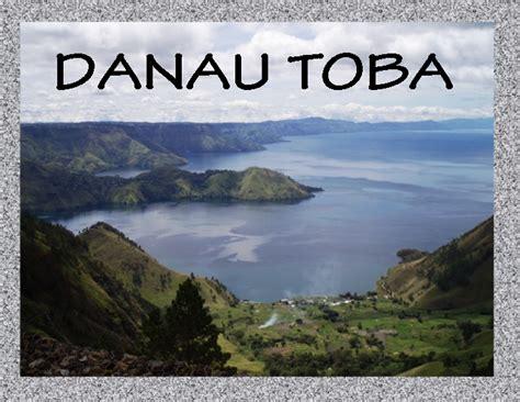 Toba Sebuah Novel legenda danau toba rakyat sumatera utara buku anak