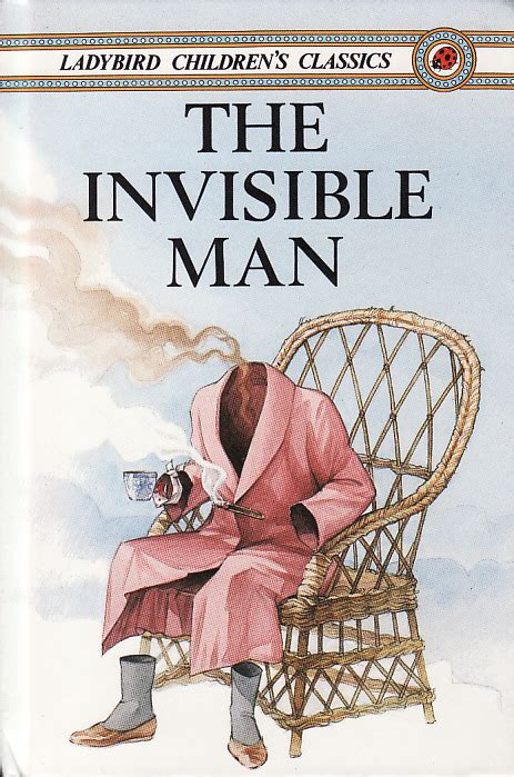 invisible cities vintage classics the invisible man ladybird book children s classic series 740 first edition gloss hardback 1988