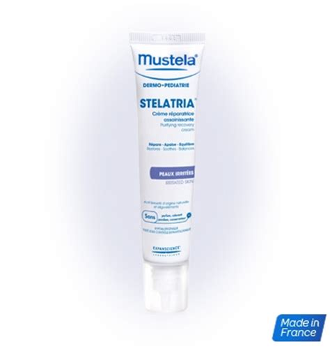 Mustela Stelatria Purifying Recovery Irritated Skin stelatria 174 purifying recovery for baby s irritated areas mustela