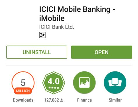 icici bank mobile icici bank mobile apps link youth apps