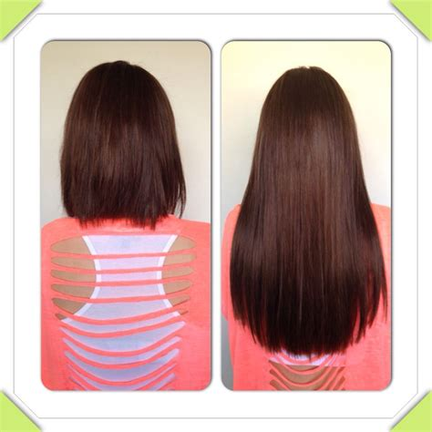 micro ring hair extensions aol before after micro rings hair extensions at www