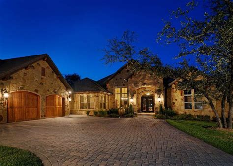 texas hill country style homes texas hill country style homes texas hill country quot style