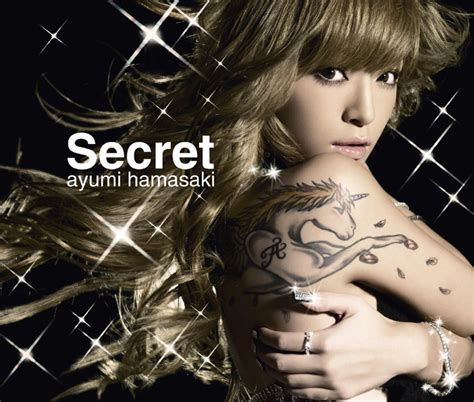 secret album ayumi hamasaki 浜崎あゆみ secret pixels