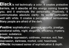 meaning of the color black 1000 images about quotes about the color black on