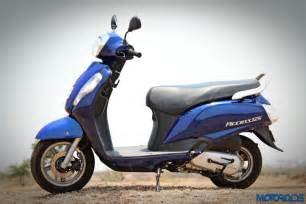 Access 125 Suzuki New Suzuki Access 125 Review Punchy Prudence Motoroids