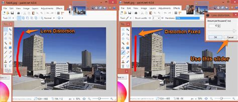 7 best free lens distortion correction software