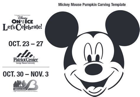 mickey mouse pumpkin template disney mickey mouse pumpkin carving stencils car