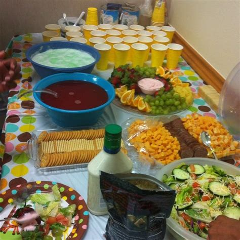 Baby Shower Food Menu Finger Food by Discover And Save Creative Ideas
