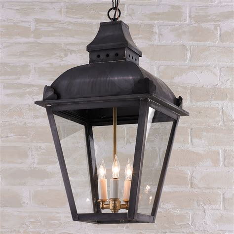 colonial house outdoor lighting colonial era outdoor hanging lantern shades of light
