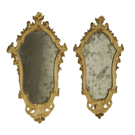 cornici e specchiere coppia specchiere laccate specchi e cornici
