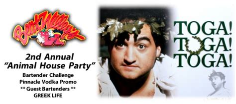 animal house morgantown 2nd annual animal house party toga contest bent willey s dubvlive com