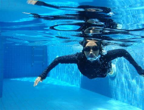 Kaos Islami Salam Peace my salaam how swimming empowered me as a muslim