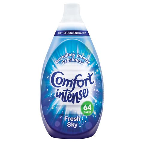 with comfort comfort fabric conditioner fresh sky 960ml fabric