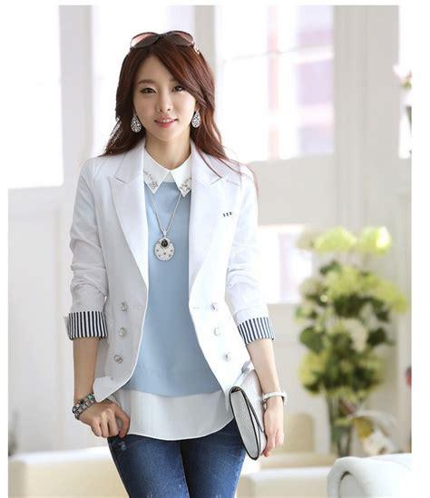 aliexpress korea nova 2014 chegada korea estilo amarelo blazers roupas