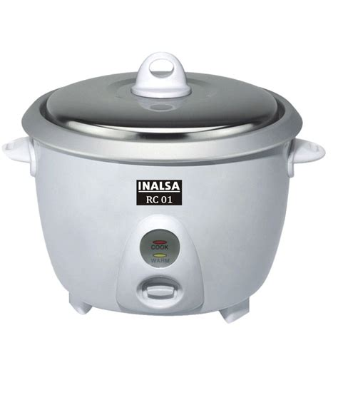 panasonic induction rice cooker panasonic induction cooker price india 28 images inalsa rice cooker rc01 1 8 ltr at snapdeal