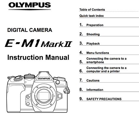 olympus e mii manual now available for download 43 rumors